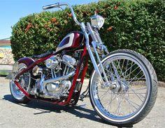 Custom Chopper Bobber – 2012 | Harley Davidson Motorcycles | Harley Davidson Motorcycle