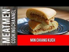 Min Chiang Kueh - 面煎粿 - YouTube