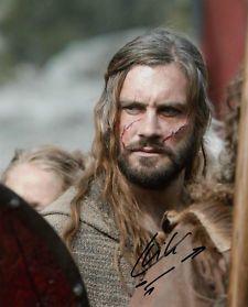 Clive Standen as Rollo Lothbrok Vikings Tv Series, Vikings Tv Show, Lagertha, Rollo Lothbrok, Vikings Season 1, Viking Pictures, Viking 1, I Love Beards, Norwegian Vikings