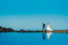 tunnels beaches wedding devon tunnels beaches wedding devon pool sea portrait
