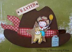 Cowboy or Vaquero - Handmade by Odette