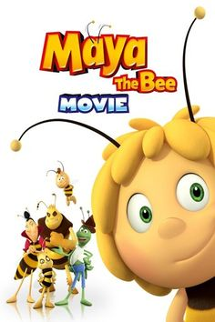 Maya the Bee Movie (2014)…