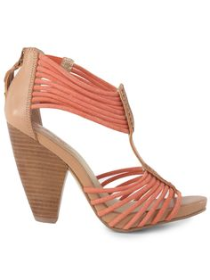 Seychelles 'Time Will Tell' Sandal. material: suede/leather. Heel Height: 4 in. but in Pewter or Black.