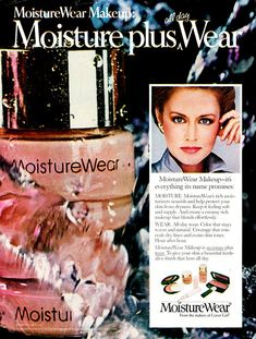 Cover Girl Makeup, Makeup Ads, Beauty Ad, Vintage Beauty, Covergirl, Stay Warm, Your Skin, Moisturizer, Skincare
