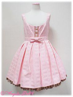 Angelic Pretty Online Shop-Jumper Skirt #Sweet