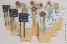 Lembrancinhas Dia do Mestre - Ideias criativas com lista de material!