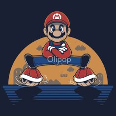 Mario Split by Olipop