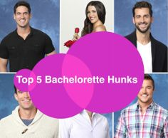Bachelorette 2014 Spoilers: Top 5 Hunks to Keep Yours Eyes On in Season 10 (VIDEO)