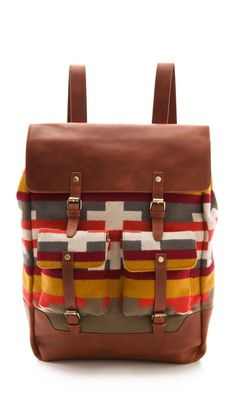 Pendleton, The Portland Collection Ochoco Backpack. want so so bad!