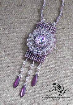 Чудеса из бисера - Мой бисер  #beadwork   http://biser-beadwork.livejournal.com/3174.html