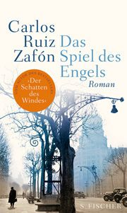After The Shadow of the Wind, Zafon's fantastic second novel.