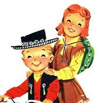 Vintage Clip Art - Free Pretty Things For You , for western day