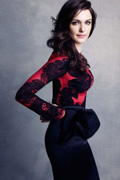 Rachel Weisz for Marie Claire - Jason Wu