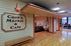 Cook Cafe - Cook Campus Center - Rutgers