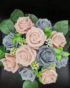 Rose, Flowers, Plants, Instagram, Handmade Soaps, Pink, Plant, Roses, Royal Icing Flowers