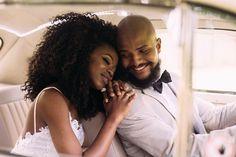 Casamento ao ar livre: sessão de fotos - Fusca.  ( Foto: Mateus Montoni)