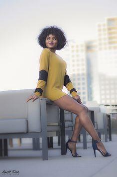 Portrait by Anett Elek | Photographer | Dallas | www.anettelek.com #portrait #blackwomen #dallastexas #dallas