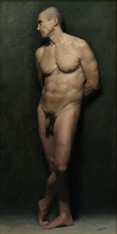 2016 Figure Painting Competitors — Academy of Realist Art Boston