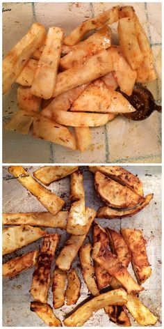 """Veggie """"Fries"""" 
