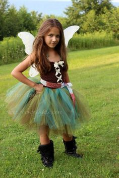 Beautiful Fairy Costumes for Girls