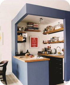 素敵なⅡ型キッチン。