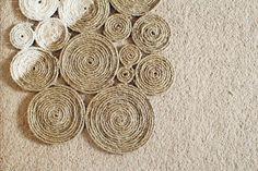 alfombra de cuerda bemydeco