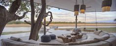 Chinzombo Safari Camp Nestled in 60 acres of... | Luxury Accommodations