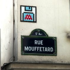 Paris - Mouffetard