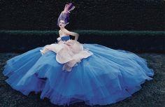 Patrick Demarchelier pour Dior