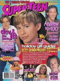 haha devon sawa and jtt. yes plz.