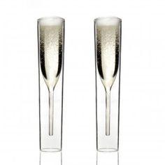 Champagnerglas Inside Out 2er Set