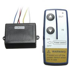 12V Truck ATV Electric Wireless Remote Control System  Worldwide delivery. Original best quality product for 70% of it's real price. Buying this product is extra profitable, because we have good production source. 1 day products dispatch from warehouse. Fast & reliable shipment (7-25...