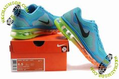 new product 76091 0fc63 running chaussures nike Air Max 2014 Femme Bleu Orange Jaune Nike Free Runs,