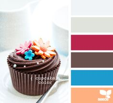 cupcake color