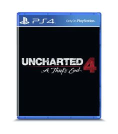 Uncharted 4: A Thief's End: #Videojuegos