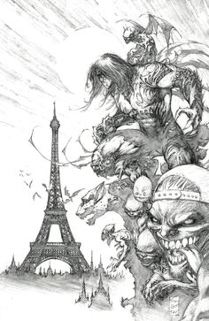 Marc Silvestri (Person) - Comic Vine