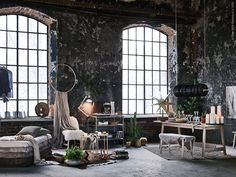 elv's: the perfect industrial Christmas loft - Saša Antić