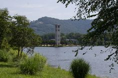 Furman Lake in Greenville SC