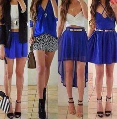 Moda juvenil 2014!