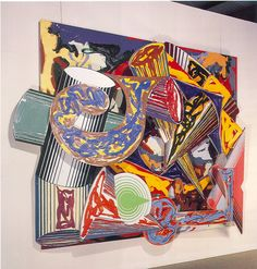 Visit the post for more. Abstract Sculpture, Sculpture Art, Abstract Art, Frank Stella Art, Post Painterly Abstraction, York Art Gallery, New York Art, Western Art, Abstract Expressionism