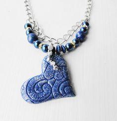 Gift ideas - blue dominance ❤ by Nayas Art on Etsy