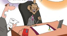 Cartoon: Boehner Sues Obama