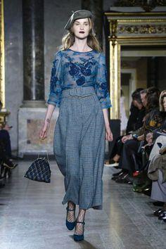 Luisa Beccaria Ready To Wear Fall Winter 2015 Milan