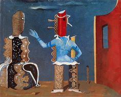 The Couple - Max Ernst (1923)