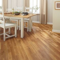 This excellent best wood flooring is a very inspirational and amazing idea Best Wood Flooring, Luxury Vinyl Flooring, Wooden Flooring, Hardwood Floors, Flooring Ideas, Dining Room, Dining Table, Commercial Flooring, Light Oak