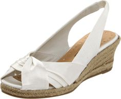 Bella Vita Women's Sangria Open-Toe Espadrille * Find out more about the great product at the image link.