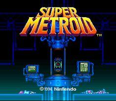Super Metroid ROM Download for Super Nintendo / SNES - CoolROM.com