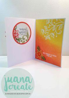 Juana Ambida   Comforting Flourishing Phrases   #GDP042, #SIP54, #Flourishingphrases, #Handmadecards, #Stampinup, #Juanacreate