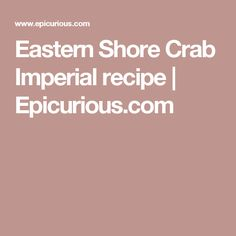 ... about Crab Imperial on Pinterest | Shrimp, Crab Cakes and Crab Dip