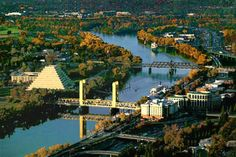 West Sacramento on the left (west), Sacramento on the right. West Sacramento, Sacramento California, Healthcare Careers, Condo Living, Capital City, Northern California, Us Travel, Places Ive Been, Beautiful Homes